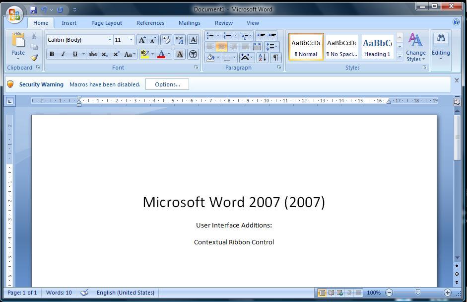 Кряк для word 2007 для windows