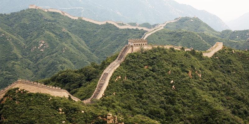 China permitir hacer graffitis en algunas zonas de la for Q es la muralla china