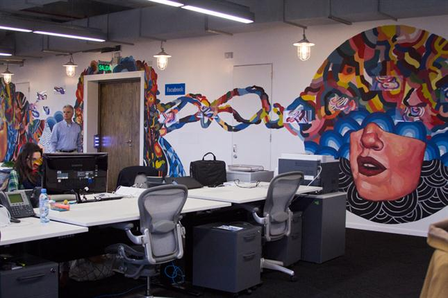 C mo son las oficinas de facebook en argentina marcelo pedra for Follando en las oficinas