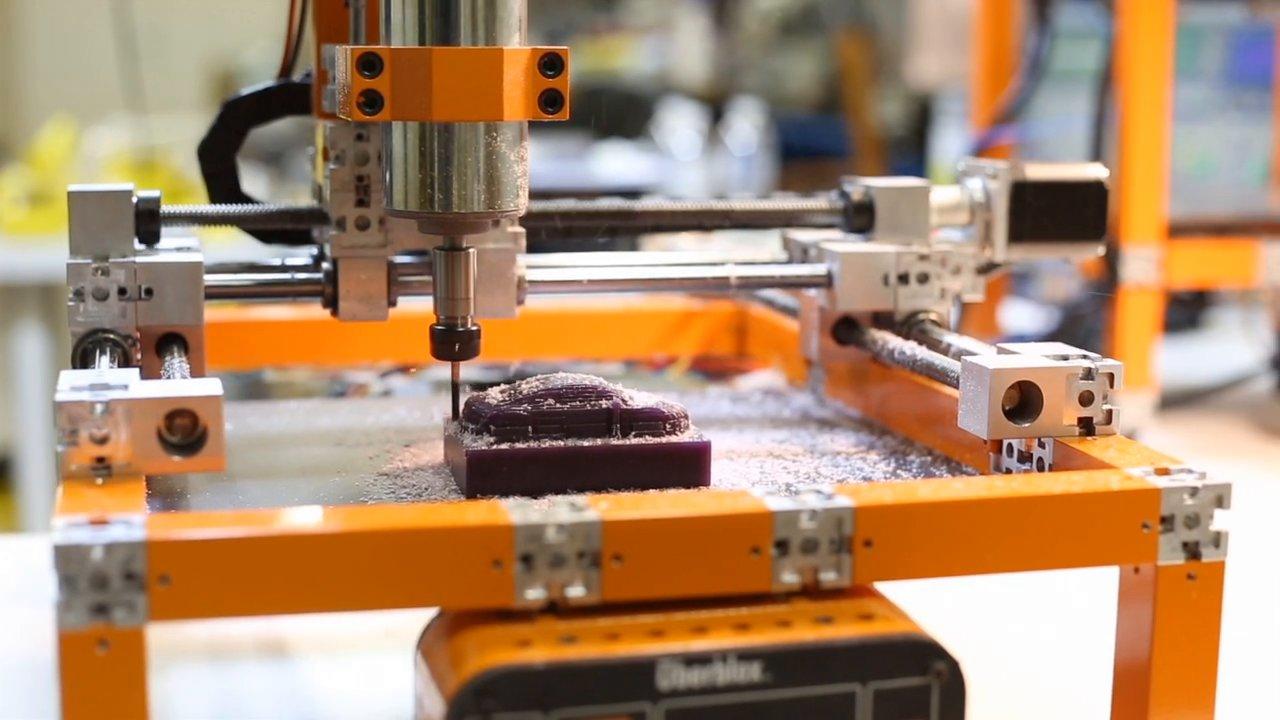Uberblox un mecano para construir robots impresoras 3d y for Construir impresora 3d